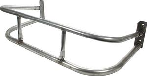 ALLSTAR PERFORMANCE Modified Extended Length Steel Front Bumper P/N 22333