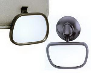 CIPA Mirrors 49606 Dual View Baby Mirror