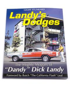 S-A Books Mighty Mopars of Dick Landy Book P/N CT561