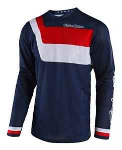 Troy Lee Designs 2018 GP Air Jersey Prisma Navy Size M