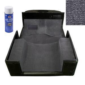 Rugged Ridge 13696.09 Deluxe Carpet Kit Fits 97-06 Wrangler (TJ)