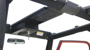 Tuffy Security Products 103-01 Overhead Console