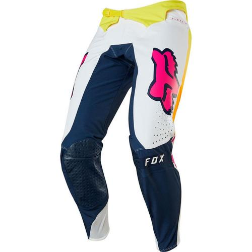 Fox Flexair Idol Limited Edition Pants Multi (White, 34)