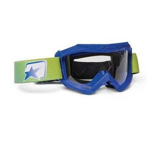 Ariete AAA 07 Line Youth MX Goggles (Blue, OSFM)