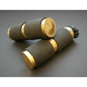 Accutronix GR100-R5 Custom Grips - Rubber Inlay