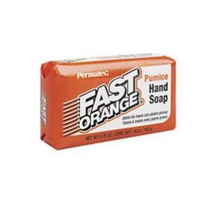 Permatex 25575 Fast Orange Pumice Bar Soap - 5.75oz.