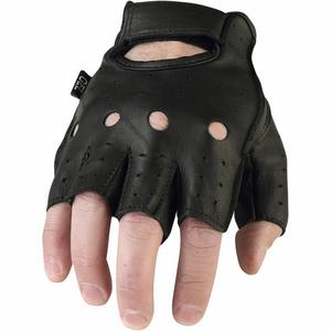 Z1R 243 Half Gloves (Black, XX-Large)