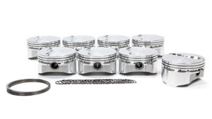 SPORTSMAN RACING PRODUCTS 4.030 in Bore Small Block Ford Piston 8 pc P/N 140689