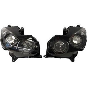Yana Shiki Headlight Assembly For Kawasaki ZX-14/ZX14R/ZZR1400 06-11 HL1043-5
