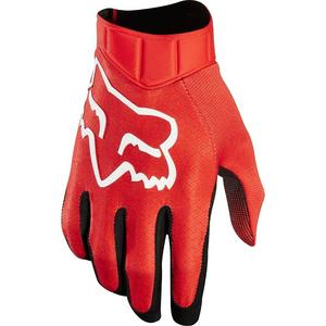 Fox Airline Race Gloves (Red, XX-Large)