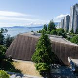 Photograph of Vancouver Aquatic Centre.