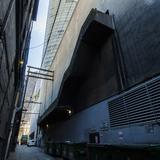 Photograph of Alley (south of Granville, west of Robson).