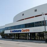 Photograph of FirstOntario Centre.
