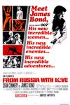 Poster for From Russia with Love.