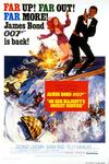 Poster for On Her Majesty's Secret Service.