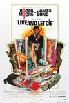 Poster for Live and Let Die.
