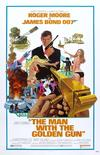 Poster for The Man with the Golden Gun.