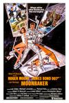 Poster for Moonraker.