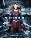 Poster for Supergirl.