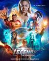 Poster for Legends of Tomorrow.