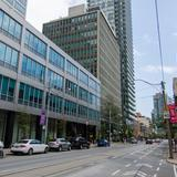 Photograph of Adelaide Street East (between Toronto & Church).