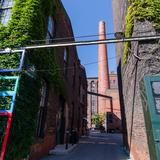 Photograph of Alley (south of King, west of Fraser).