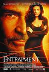 Poster for Entrapment.