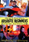 Poster for Absolute Beginners.