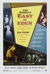 Poster for East of Eden.