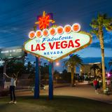 Photograph of Welcome to Las Vegas Sign.