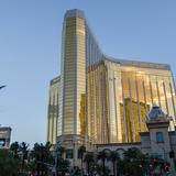 Photograph of Mandalay Bay.