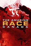 Poster for The Amazing Race Canada.
