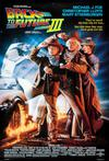 Poster for Back to the Future Part III.