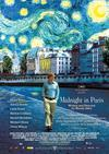 Poster for Midnight in Paris.