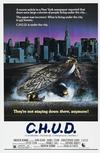Poster for C.H.U.D..