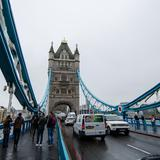 Photograph of Tower Bridge.