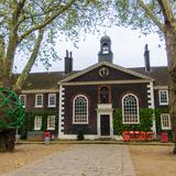 Photograph of Geffrye Museum.
