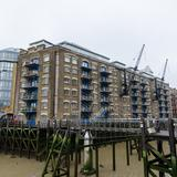 Photograph of New Concordia Wharf.