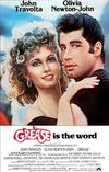 Poster for Grease.