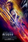 Poster for Star Trek Beyond.