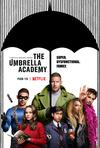 Poster for The Umbrella Academy.