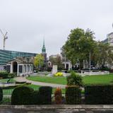 Photograph of Trinity Square.