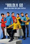 Poster for Star Trek.
