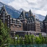 Photograph of Fairmont Banff Springs.