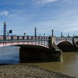 Photograph of Lambeth Bridge.