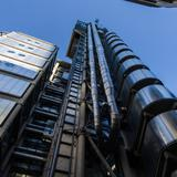 Photograph of Lloyd's of London.