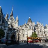 Photograph of Royal Courts of Justice.