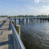 Photograph of Bonnabel Boat Launch.