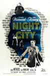 Poster for Night and the City.