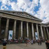 Photograph of The British Museum.